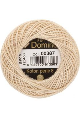 Coats Domino Koton Perle No:8 Nakış İpi 00387