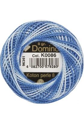 Coats Domino Koton Perle No:8 Nakış İpi K0086