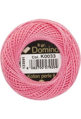 Coats Domino Koton Perle No:8 Nakış İpi K0033