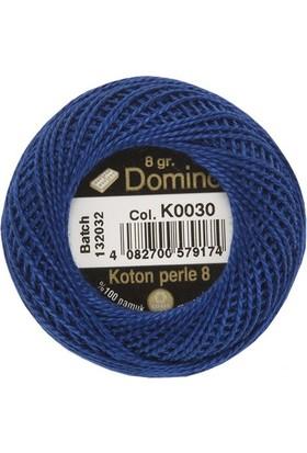 Coats Domino Koton Perle No:8 Nakış İpi K0030