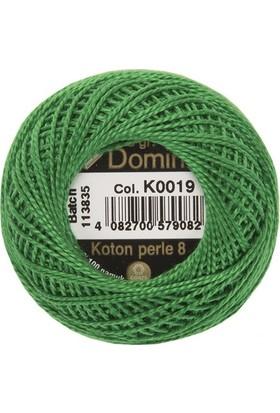 Coats Domino Koton Perle No:8 Nakış İpi K0019