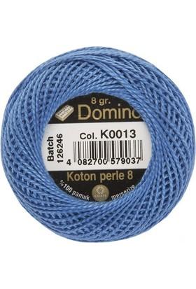 Coats Domino Koton Perle No:8 Nakış İpi K0013