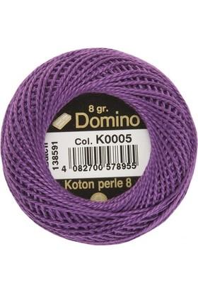 Coats Domino Koton Perle No:8 Nakış İpi K0005