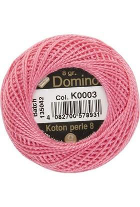 Coats Domino Koton Perle No:8 Nakış İpi K0003
