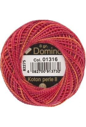 Coats Domino Koton Perle No:8 Nakış İpi 01316