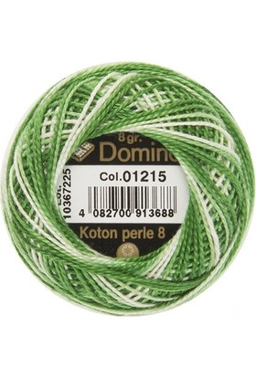 Coats Domino Koton Perle No:8 Nakış İpi 01215