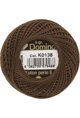 Coats Domino Koton Perle No:8 Nakış İpi K0138