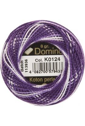 Coats Domino Koton Perle No:8 Nakış İpi K0124
