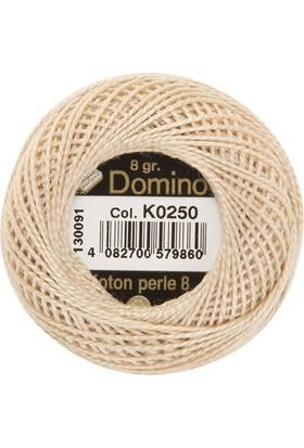 Coats Domino Koton Perle No:8 Nakış İpi K0250