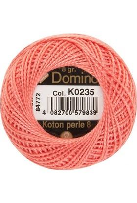 Coats Domino Koton Perle No:8 Nakış İpi K0235