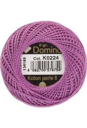 Coats Domino Koton Perle No:8 Nakış İpi K0224