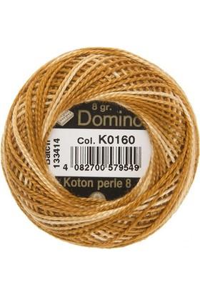 Coats Domino Koton Perle No:8 Nakış İpi K0160