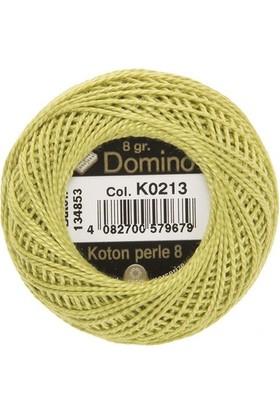 Coats Domino Koton Perle No:8 Nakış İpi K0213