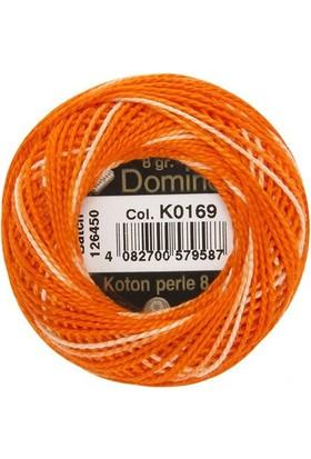 Coats Domino Koton Perle No:8 Nakış İpi K0169