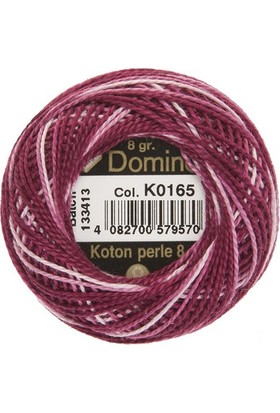 Coats Domino Koton Perle No:8 Nakış İpi K0165