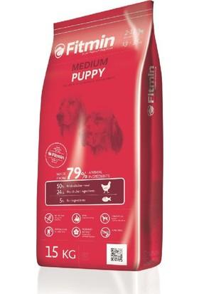 Fitmin Medium Puppy Orta Irk Yavru Köpek Maması 15kg