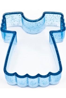 Elitparti Elbise Polikarbon Kopat Kurabiye Kalıbı