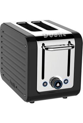 Dualit Architect 2 Hazneli Çelik Ekmek Kızartma Makinesi