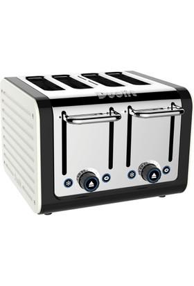Dualit Architect 4 Hazneli Çelik Ekmek Kızartma Makinesi