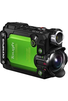 Olympus Tg-Tracker Aksiyon Kamerası Yeşil