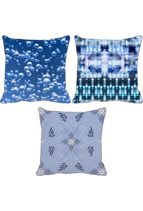 ZS Tekstil Üçlü Kırlent 165