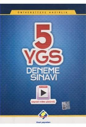 Final Yayınları 5 Ygs Deneme Sınavı
