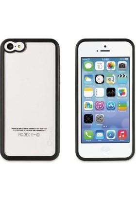 Muvit Apple iPhone 5 C Şeffaf Arka Kapak