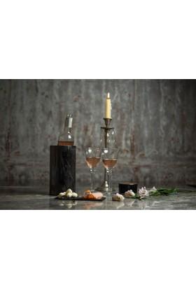 Mat For Home Nero Mermer Şaraplık Düz Kesim