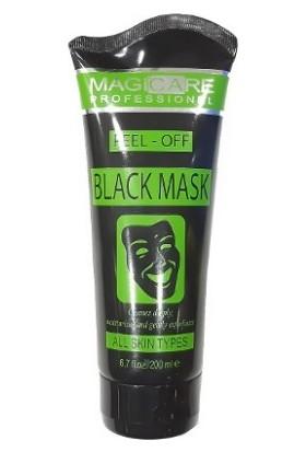 Magicare Soyulabilir Siyah Maske 200 Ml