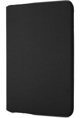 Logitech Ipad Mini, Mini 2 ve 3 için Kanvas Siyah Klavyeli Kılıf 920-007616