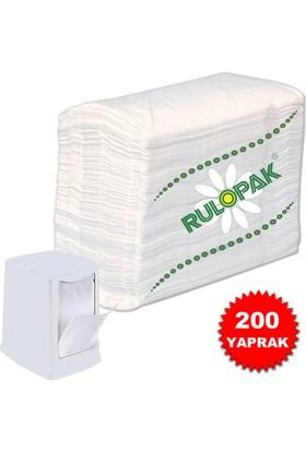Rulopak R-2607 Dispenser Peçete 18 x 250