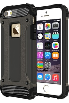 Microsonic Apple iPhone SE Kılıf Rugged Armor
