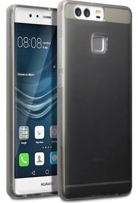 Microsonic Huawei P9 Kılıf Transparent Soft