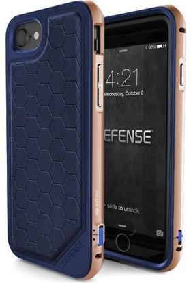 X-Doria Apple iPhone 7 Kılıf Defense Lux Gold