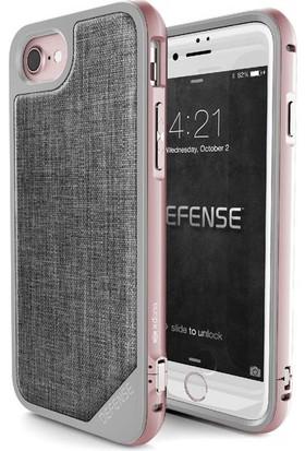 X-Doria Apple iPhone 7 Kılıf Defense Lux Gri