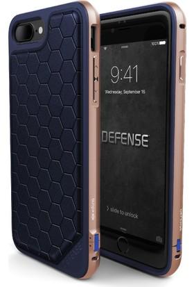 X-Doria Apple iPhone 7 Plus Kılıf Defense Lux Gold