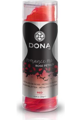 Dona Gül Yaprakları- Kırmızı