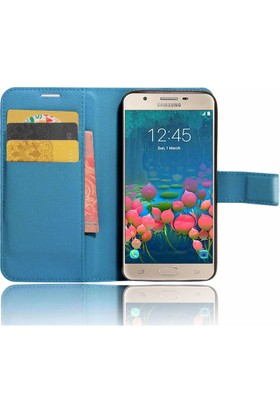 Microsonic Cüzdanlı Deri Samsung Galaxy J5 Prime Kılıf