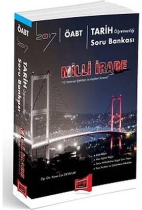 Yargı Yayınları Öabt 2017 Milli İrade Tarih Öğretmenliği Soru Bankası
