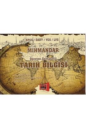 Yargı Yayınları Kpss-Öabt-Ygs-Lys Mihmandar Öğreten Şemalarla Tarih Bilgisi