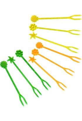 Poppy Cips Çatalı 3000 Adet