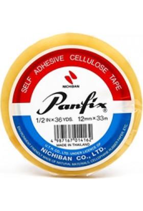 Panfix Panfix Bant 12X33 Mt Geniş Göbekli 24 Adet