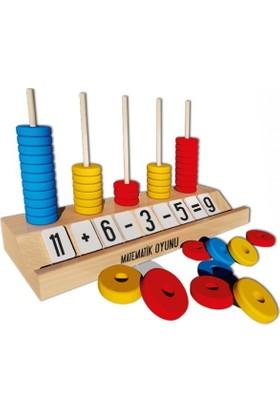 Redka İşlem Matematik Oyunu