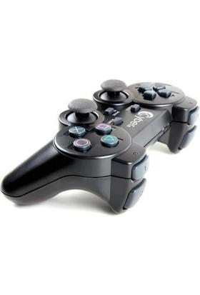Cyber Ps2 Titreşimli Siyah Renk Oyun Kolu