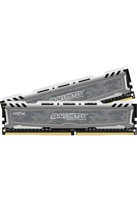 Ballistix Sport 16GB (2x8GB) 2400MHz DDR4 Ram BLS2C8G4D240FSBK