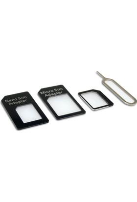 Sandberg SIM Adapter Kit 4in1 Sim Kart Adaptörü - 440-78