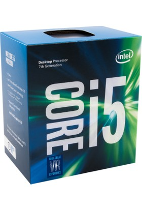 Intel Kaby Lake Core i5 7400 3.0GHz 6MB Cache LGA1151 İşlemci