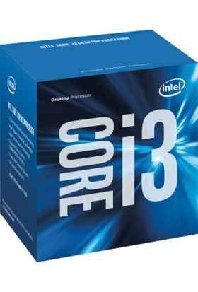 Intel Kaby Lake Core i3 7100 3.9GHz 3MB Cache LGA1151 İşlemci