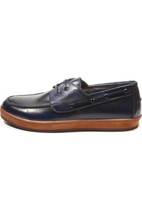 Commodore 267-214 Lacivert Erkek Ayakkabı