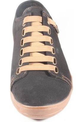 Commodore 218-05-512-52 Siyah Nubuk Erkek Ayakkabı